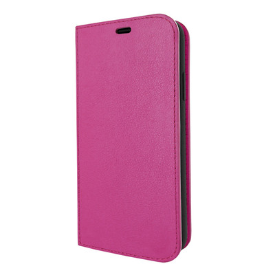 Piel Frama iPhone 11 Pro FramaSlimCards Leather Case - Fuchsia