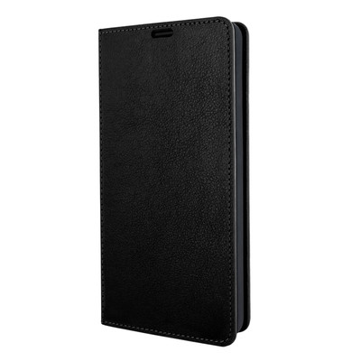 Piel Frama Samsung Galaxy Note 10 FramaSlimCards Leather Case - Black