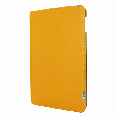 Piel Frama iPad Mini (2019) FramaSlim Leather Case - Yellow