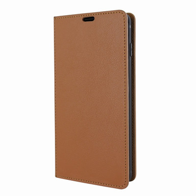 Piel Frama Samsung Galaxy S10 FramaSlimCards Leather Case - Tan