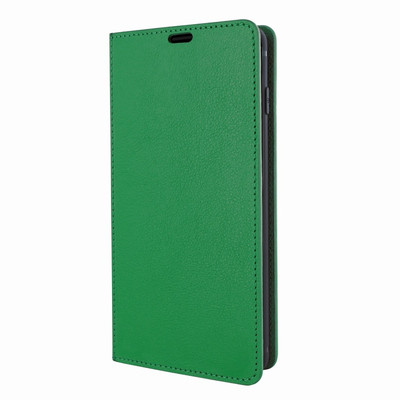 Piel Frama Samsung Galaxy S10 FramaSlimCards Leather Case - Dark Green