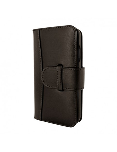 Piel Frama iPhone 13 Pro Max WalletMagnum Leather Case - Brown