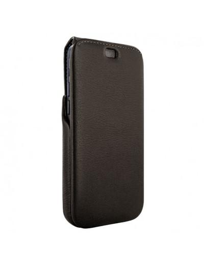 Piel Frama iPhone 13 Pro Max iMagnum Leather Case - Brown