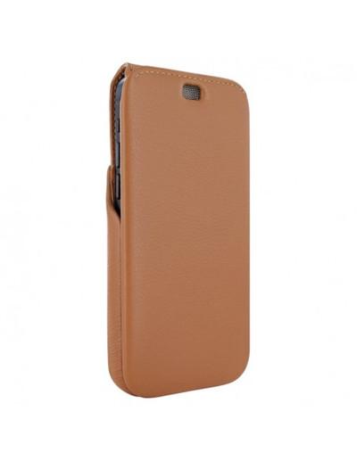 Piel Frama iPhone 13 Pro iMagnum Leather Case - Tan