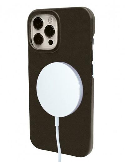 Piel Frama iPhone 13 Pro FramaSlimGrip Leather Case - Brown