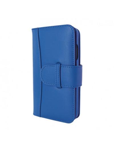 Piel Frama iPhone 13 WalletMagnum Leather Case - Blue