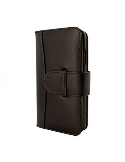 Piel Frama iPhone 13 mini WalletMagnum Leather Case - Brown