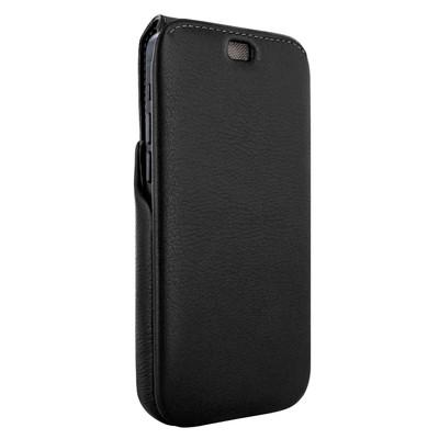 Piel Frama iPhone 12 | 12 Pro iMagnum Leather Case - Black