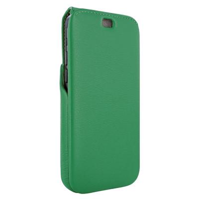 Piel Frama iPhone 12 | 12 Pro iMagnum Leather Case - Green