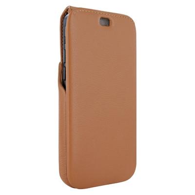 Piel Frama iPhone 12 | 12 Pro iMagnum Leather Case - Tan