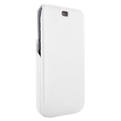 Piel Frama iPhone 12 | 12 Pro iMagnum Leather Case - White