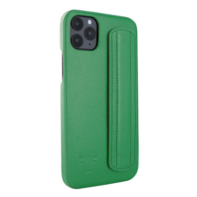 Piel Frama iPhone 12 | 12 Pro FramaSafe Leather Case - Green