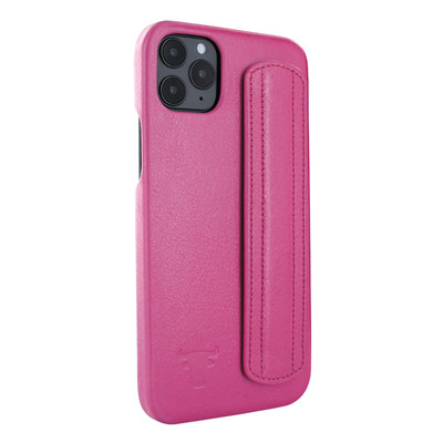 Piel Frama iPhone 12 | 12 Pro FramaSafe Leather Case - Pink