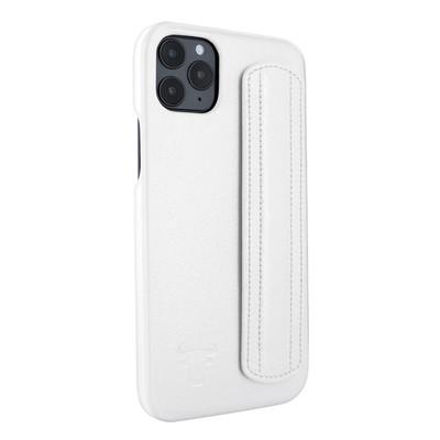 Piel Frama iPhone 12 | 12 Pro FramaSafe Leather Case - White