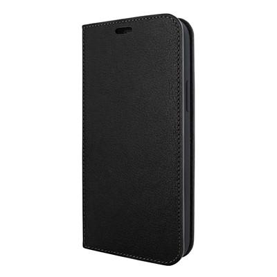 Piel Frama iPhone 12 | 12 Pro FramaSlimCards Leather Case - Black