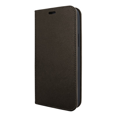 Piel Frama iPhone 12 | 12 Pro FramaSlimCards Leather Case - Brown