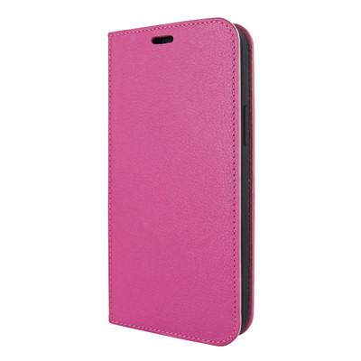 Piel Frama iPhone 12 | 12 Pro FramaSlimCards Leather Case - Pink