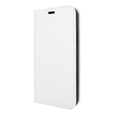 Piel Frama iPhone 12 | 12 Pro FramaSlimCards Leather Case - White