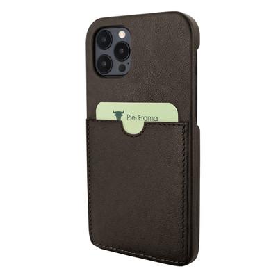 Piel Frama iPhone 12 Pro Max FramaSlimGrip Leather Case - Brown