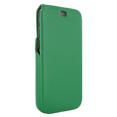 Piel Frama iPhone 12 Pro Max iMagnum Leather Case - Green
