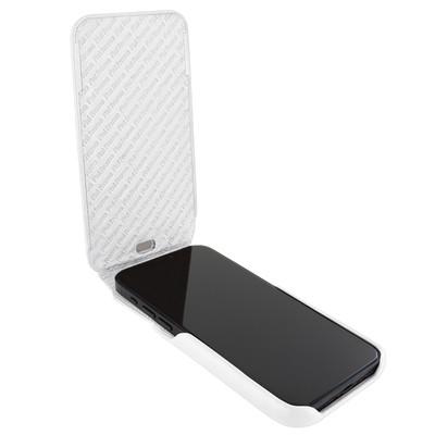 Piel Frama iPhone 12 mini iMagnum Leather Case - White