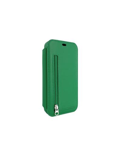 Piel Frama iPhone 12 Pro Max PocketSlim Leather Case - Green