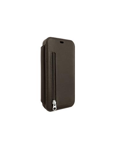 Piel Frama iPhone 12 | 12 Pro PocketSlim Leather Case - Brown