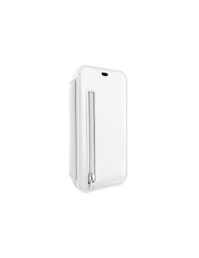 Piel Frama iPhone 12 | 12 Pro PocketSlim Leather Case - White