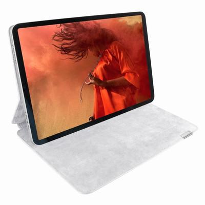 Piel Frama iPad Pro 11 2018 | Air 2020 FramaSlim Leather Case - White