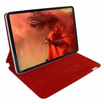 Piel Frama iPad Pro 11 2018 | Air 2020 FramaSlim Leather Case - Red Crocodile