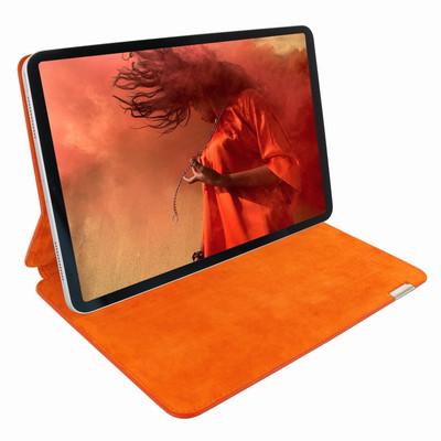 Piel Frama iPad Pro 11 2018 | Air 2020 FramaSlim Leather Case - Orange Crocodile