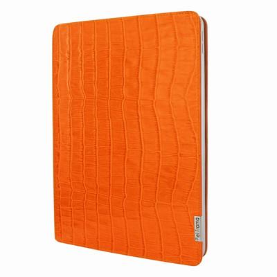 Piel Frama iPad Pro 11 2020 | 2021 FramaSlim Leather Case - Orange Crocodile