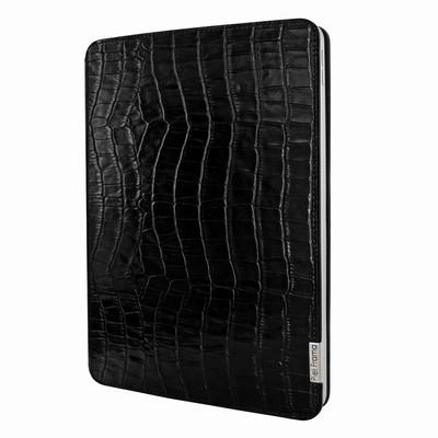 Piel Frama iPad Pro 12.9 2020 | 2021 FramaSlim Leather Case - Black Crocodile