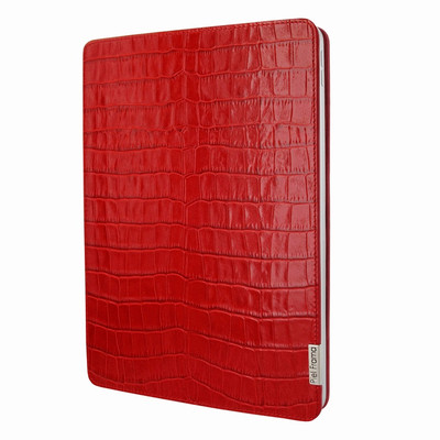 Piel Frama iPad Pro 12.9 2020 | 2021 FramaSlim Leather Case - Red Crocodile