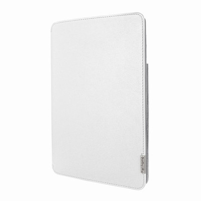 Piel Frama iPad Air 2019 | iPad 10.2 2019 FramaSlim Leather Case - White