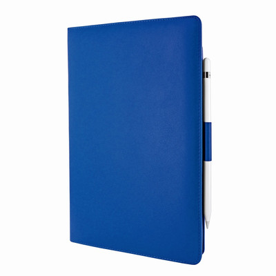 Piel Frama iPad Air 2019 | iPad 10.2 2019 Cinema Leather Case - Blue
