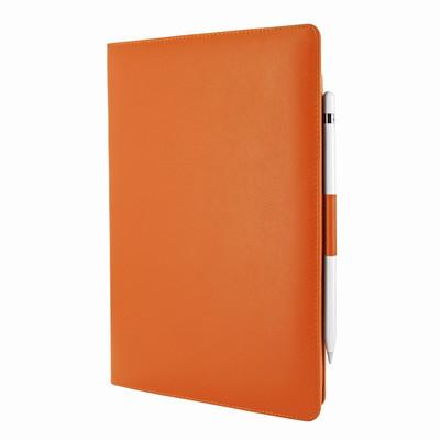 Piel Frama iPad Air 2019 | iPad 10.2 2019 Cinema Leather Case - Orange