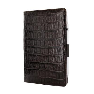 Piel Frama iPad Air 2019 | iPad 10.2 2019 Cinema Leather Case - Brown Wild Crocodile