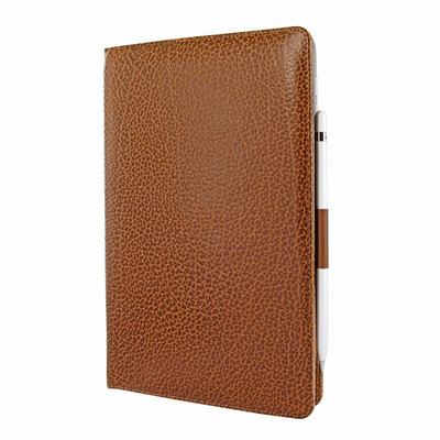 Piel Frama iPad Air 2019 | iPad 10.2 2019 Cinema Leather Case - Tan Karabu
