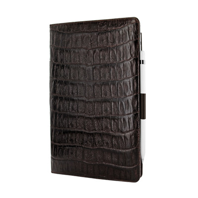 Piel Frama iPad Pro 10.5 Cinema Leather Case - Brown Wild Cowskin-Crocodile
