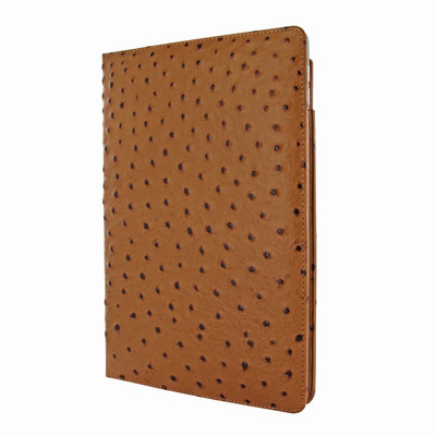Piel Frama iPad Pro 12.9 2017 Cinema Leather Case - Tan Cowskin-Ostrich