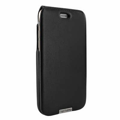 Piel Frama iPhone 6 / 6S / 7 / 8 UltraSliMagnum Leather Case - Black