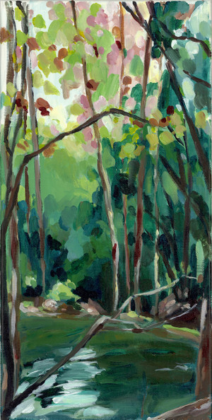 """Wild Basin Trees, Early Fall"" by Jamie Billman McCormick"