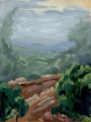 """Winter Fog"" by Jamie Billman McCormick"