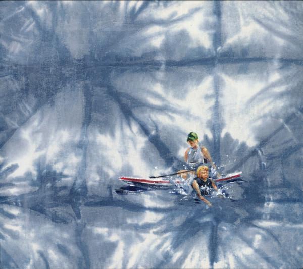 "Print of ""Plunge (Shibori)"""