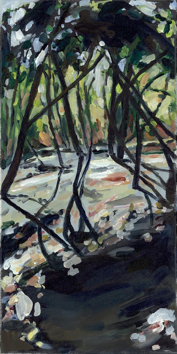"""Wild Basin Trees, Winter"" by Jamie Billman McCormick"