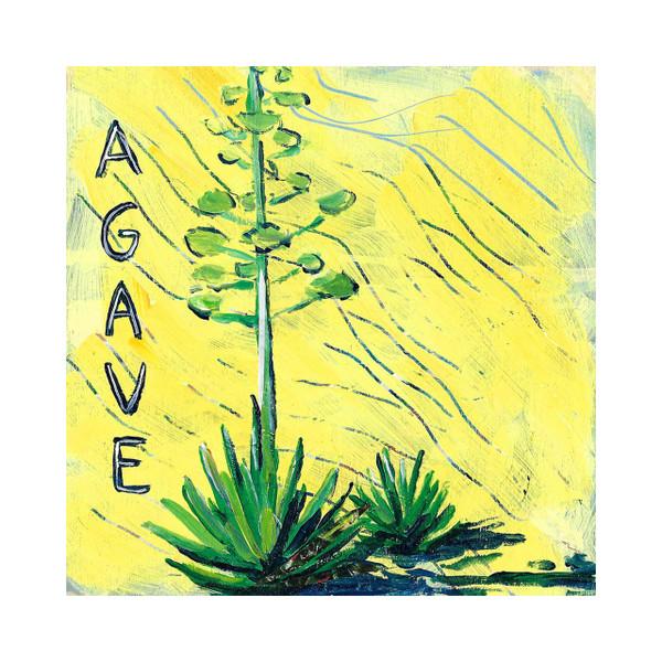 Agave Death Dance - PRINT