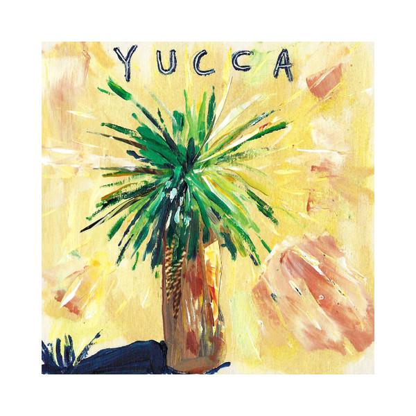 Yucca in Yellow - PRINT