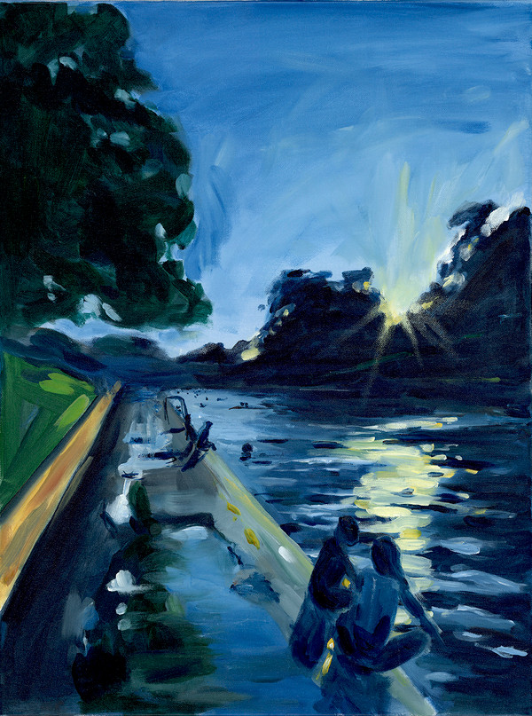 """Enjoy Austin at Night"" by Jamie Billman McCormick"