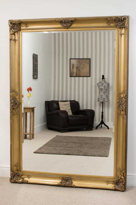 The Gold Classic Mirror